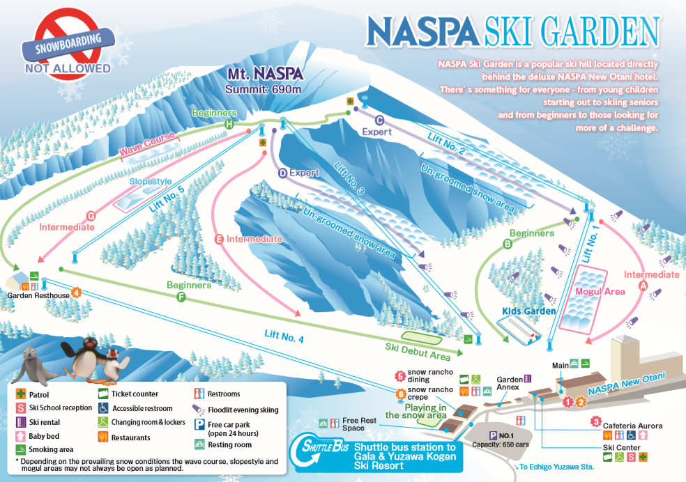 Naspa course